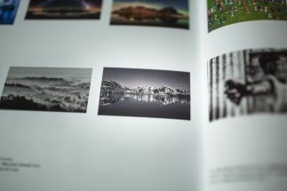 Selfie Nero Lake nel book