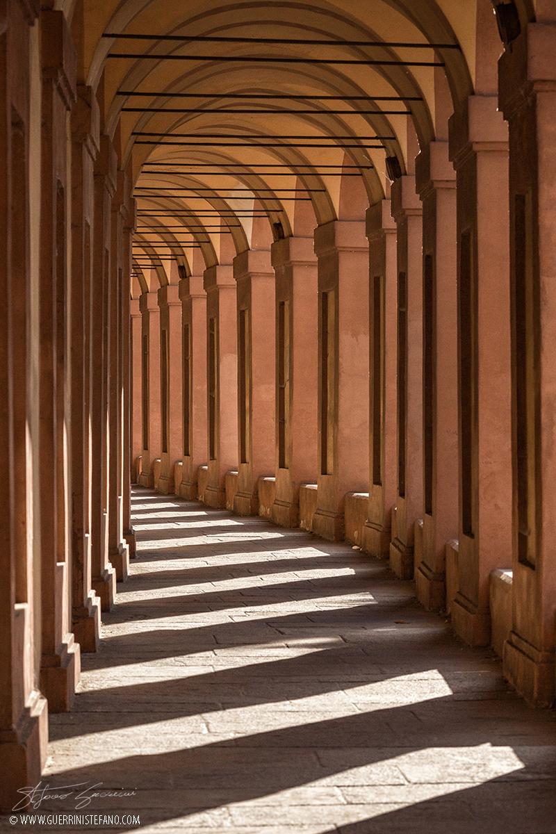 Portici Bologna by Guerrini Stefano