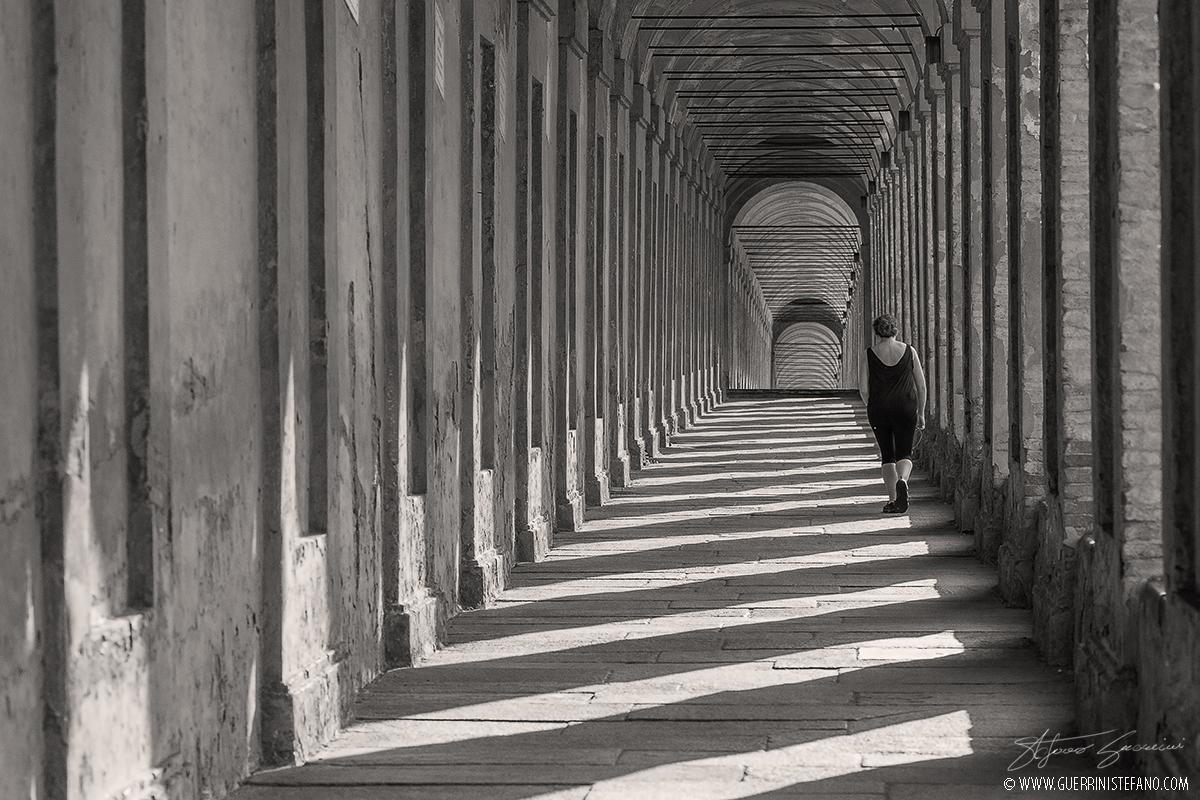 Portico San Luca by Guerrini Stefano