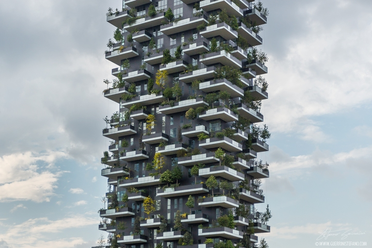 Vertical forest by Guerrini Stefano