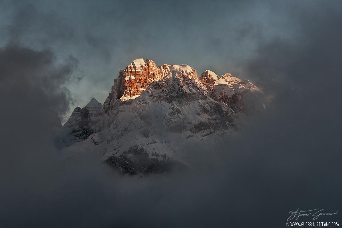 Brenta fra le nuvole Guerrini Stefano