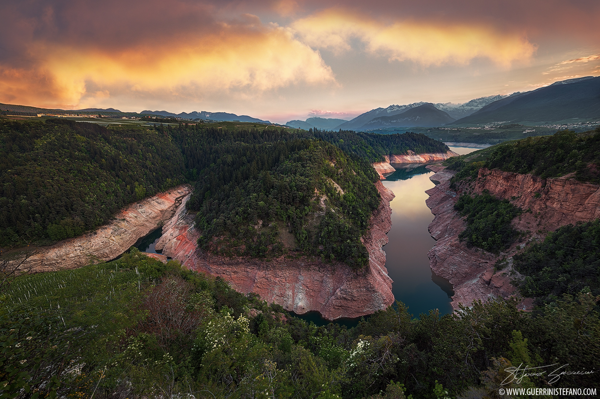 Canyon by Guerrini Stefano