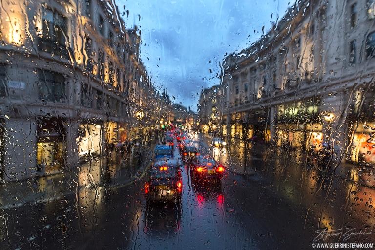 rainy day by Guerrini Stefano