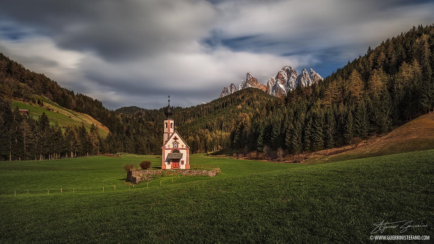 San Giovanni church by Guerrini Stefano