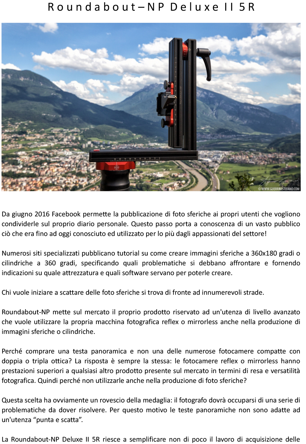 Roundabout NP italian review by Guerrini Stefano-1
