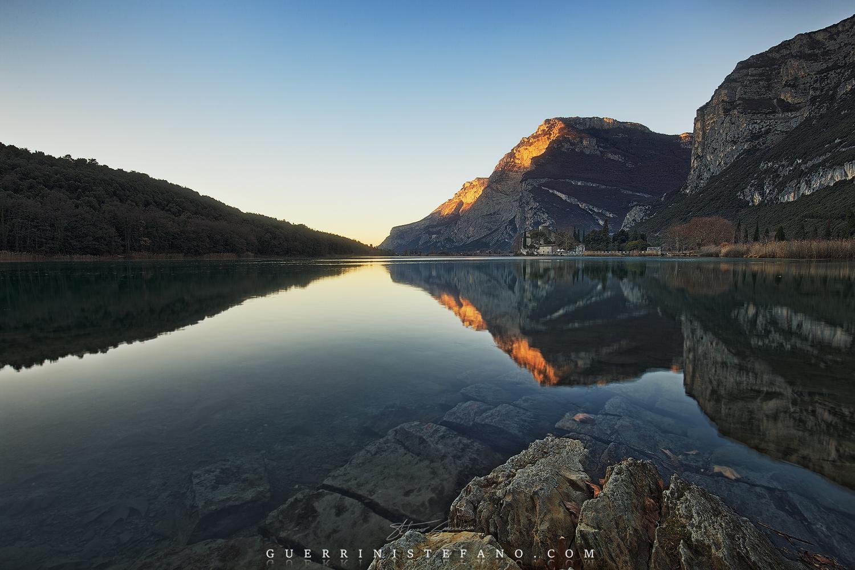 Lago di toblino trentino g u e r r i n i s t e f a n o for Lago n