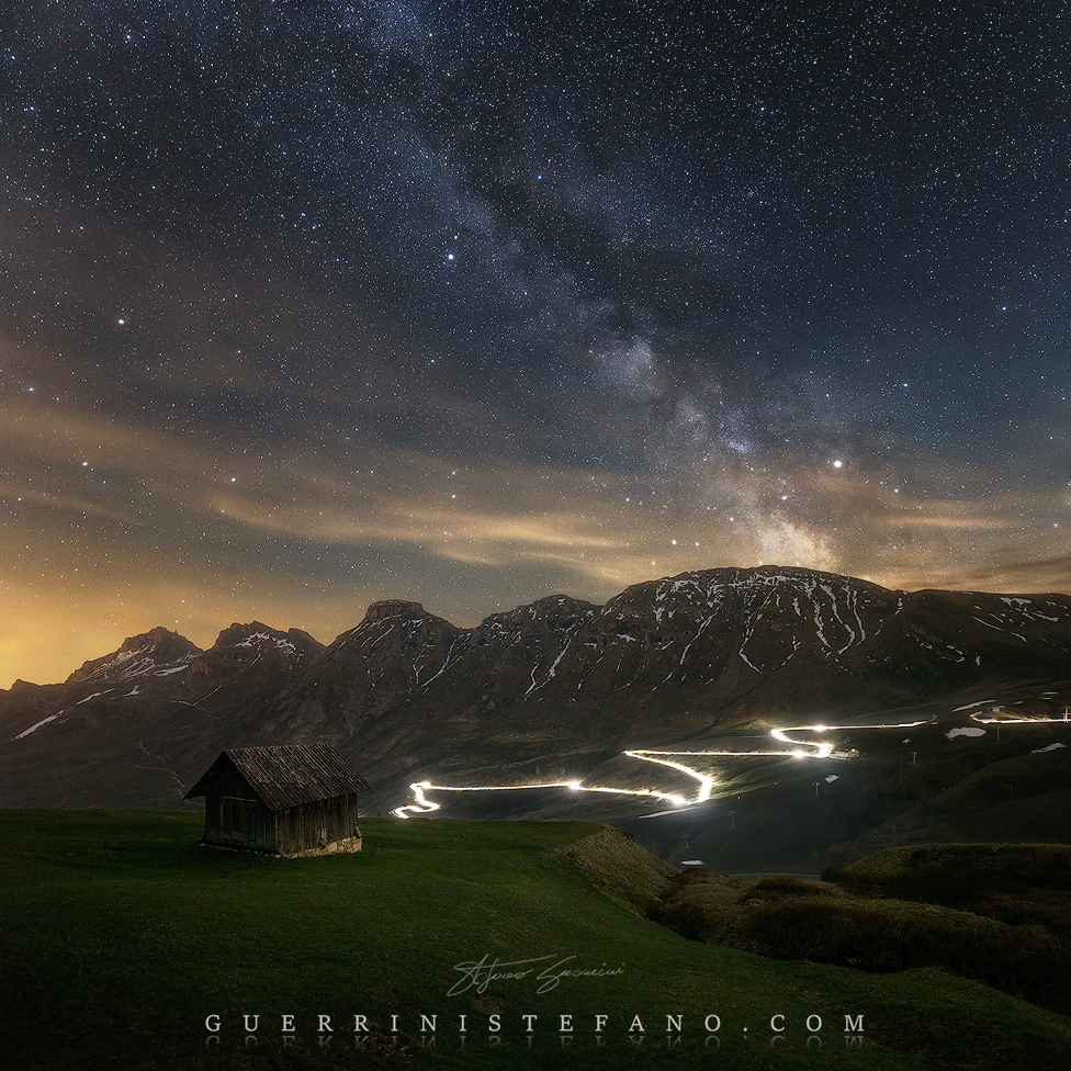 Under the stars by Guerrini Stefano 2
