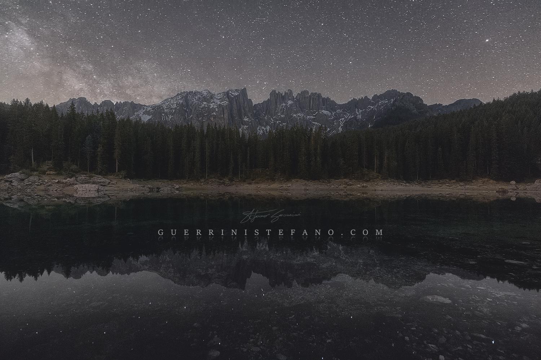 Carezza midnight by Guerrini Stefano