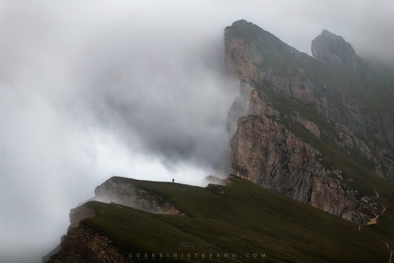 Seceda mav vs mountain by Guerrini-Stefano