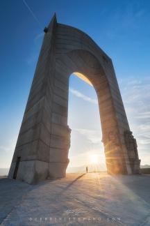 Beklemeto Arc of Freedom by Guerrini Stefano