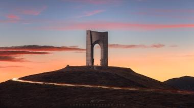 Sunset Beklemeto by Guerrini Stefano