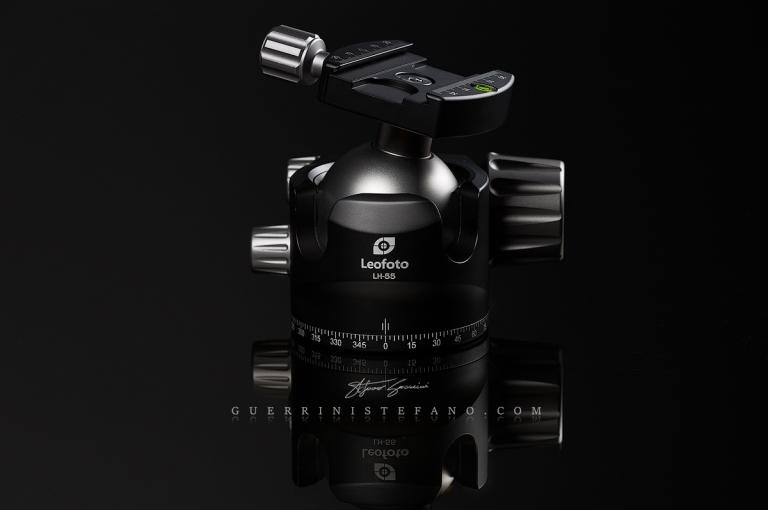 Leofoto LH-55 frontale by Guerrini Stefano