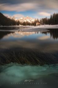 Lago di Nambino Dolomiti Trentino Guerrini Stefano