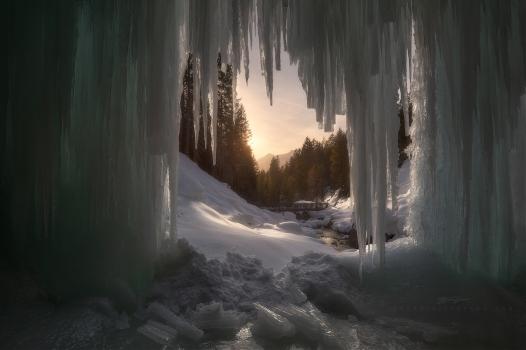 Frozen noise - Vallesinella Madonna di Campiglio Guerrini Stefano