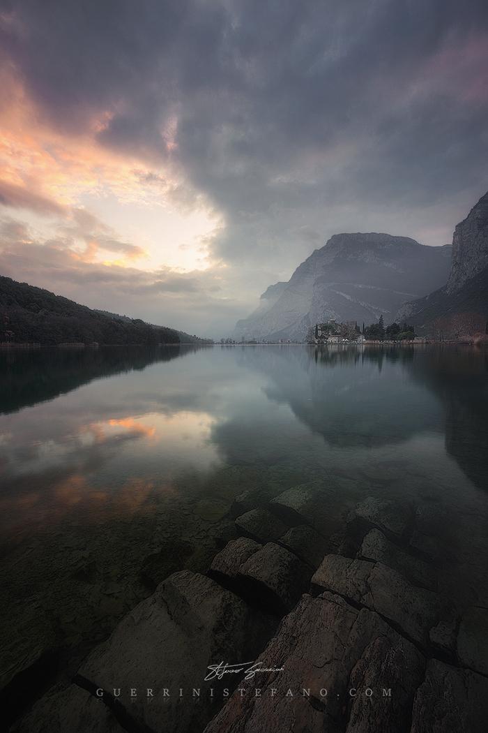 Trentino-Lago-di-Toblino-by-Guerrini-Stefano