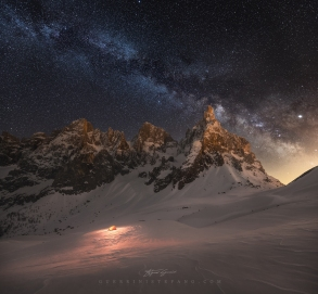 Pale di San Martino Trentino Dolomiti UNESCO Guerrini Stefano