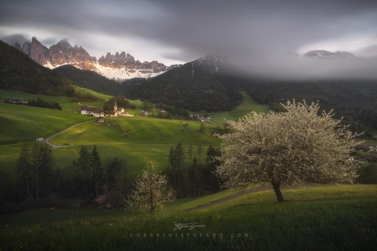 Santa Magdalena South Tyrol Guerrini Stefano